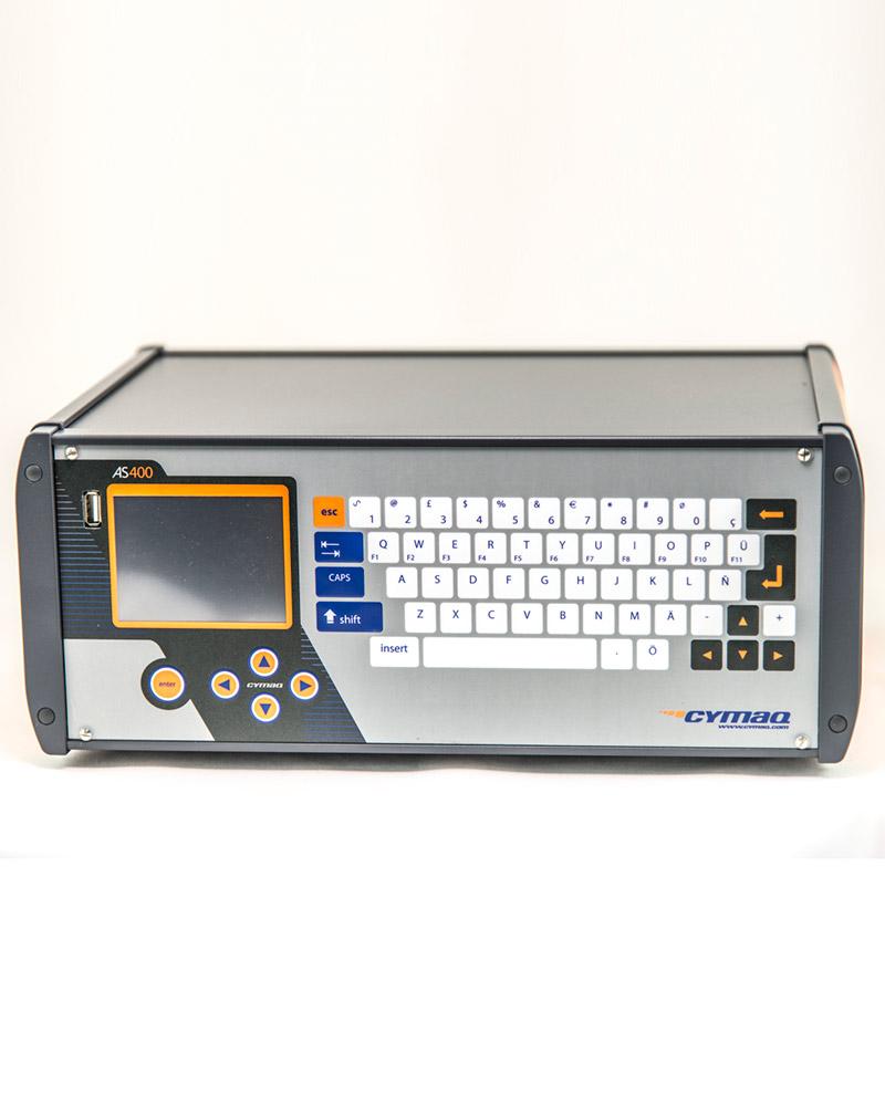 Control AS400 – Cymaq